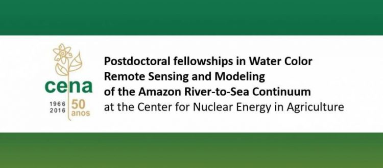 Postdoctoral fellowships at CENA in Brazil