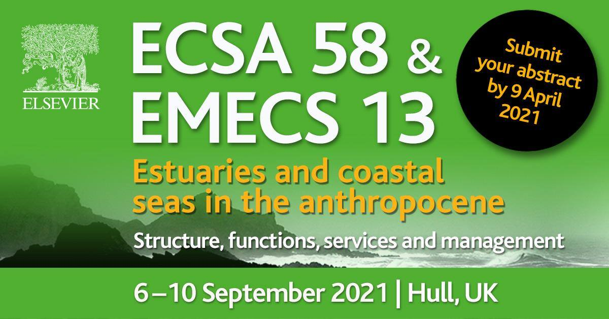 ECSA 58 - EMECS 13 Estuaries and coastal seas in the Anthropocene